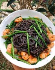 Bún gạo lứt đen dành cho người ăn kiêng, giảm cân, thực dưỡng, Eatclean & Heatthy – 500Gram