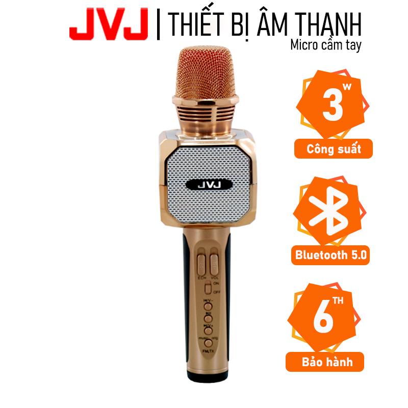 Micro Bluetooth Karaoke SD10 JVJ hỗ trợ khe cắm thẻ nhớ, Mic bluetooth, Loa bluetooth, micro không dây Loa Bluetooth, Loa karaoke, Mic loa bluetooth, loa bluetooth bảo hành 6 tháng, Micro Bluetooth, Micro không dây, mic bluetooth, mic Bh 6 tháng