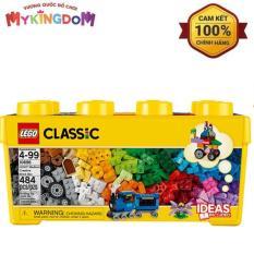 MY KINGDOM – Thùng gạch trung classic sáng tạo LEGO 10696