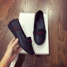 Giày Moca Trơn