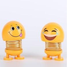 COMBO 2 Hot trend Bộ đồ chơi Emoji Lò Xo – Đồ chơi giảm stress , giảm căng thẳng hiệu quả Emoji Đồ chơi Emoji