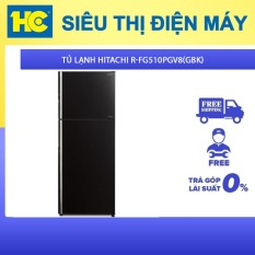 Tủ lạnh Hitachi R-FG510PGV8(GBK)-Công Nghệ Inverter tiết kiệm điện- Dung tích 406 lít – miễn phí vận chuyển,lắp đặt