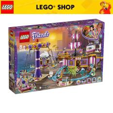 LEGO FRIENDS 41375 Khu Vui Chơi Bờ Biển Heartlake ( 1251 Chi tiết)