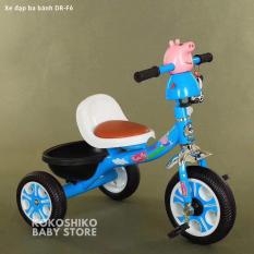 [Lấy mã giảm thêm 30%]Xe đạp ba bánh DR.F6
