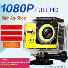 Bán Camera Hành Trình Sport 1080 HD Giá Tốt Mua Ngay Camera Hành Trình Sport Full Hd 1080 Cao CấpChống Bụi – Chống Nước Tốt -Video 4K Bh Uy Tín 1 Đổi 1 Bởi Bình An- Shop Sale Đẫm Máu 50%