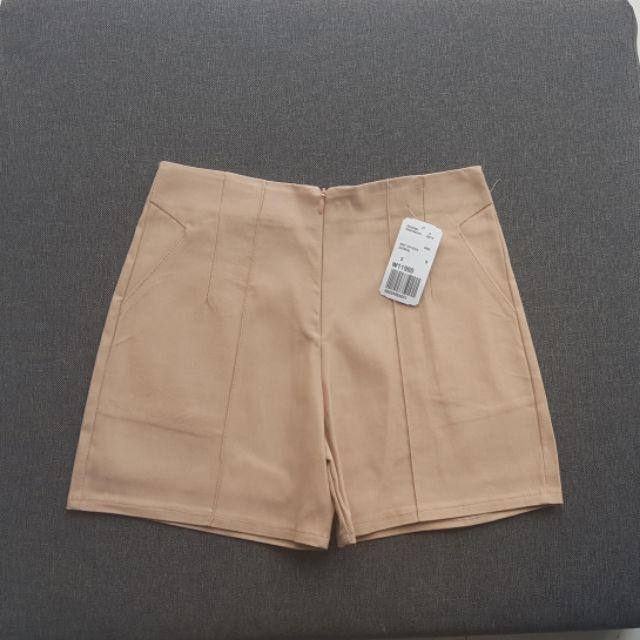 quần short kaki lưng cao co dãn size S M L XL XXL 3XL 4XL