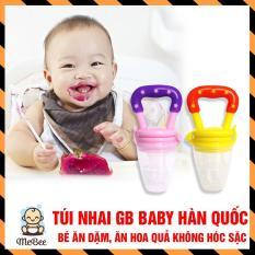 Túi nhai ăn dặm GB Baby Hàn Quốc SHOPMEBEE
