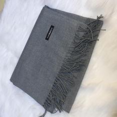 Khăn len quàng cổ nữ Cashmere len mịn