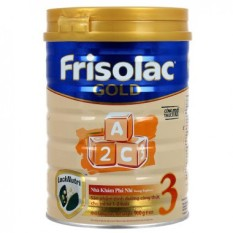 Sữa Frisolac Gold số 3 900g (1 – 2 tuổi)