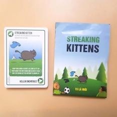 Mèo Nổ Mở Rộng Số 5 – Streaking Kittens