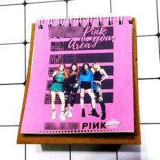 Lịch Blackpink Lisa Jisoo Jennie Rose để bàn mini 2020 12×9 cm