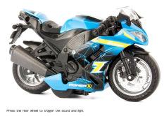 Mô hình Moto kim loại Racing Devil tỷ lệ 1:14