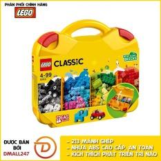 Bộ đồ chơi lắp ráp sáng tạo 213 mảnh vali Lego Classic 10713