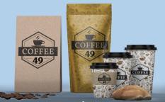 Cà phê bột Robusta nguyên chất 100% hảo hạng – Coffee 49 – 500gr