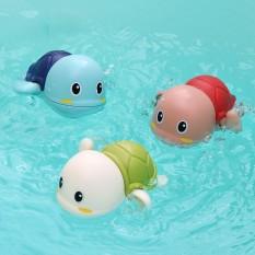 Đồ chơi nhà tắm rùa bơi vặn cót siêu cưng cho bé thỏa sức vui chơi, an toàn cho bé