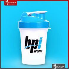 Bình lắc tập gym bình nước thể thao shake bottle BPI