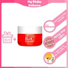 Kem dưỡng ẩm trắng da TIA'M My Signature Red C Cream 50ml
