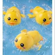 [HCM]Con vịt thả bồn tắm vịt hồ bơi cho bé – LANA QUEEN