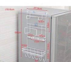 Gía treo đồ tủ lạnh