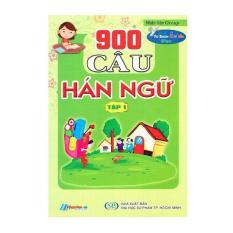 900 Câu Hán Ngữ (Tập 1) – 8935072892494