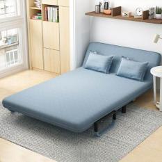 Ghế sofa đa năng 80cm 3 chế độ sử dụng ngồi, nằm, tựa lưng. Có bánh xe dễ dàng di chuyển. Tặng kèm gối ngủ