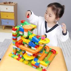 BỘ XẾP HÌNH CẦU TRƯỢT LEGO CHO BÉ – GIÚP BÉ PHÁT TRIỂN TRÍ NÃO