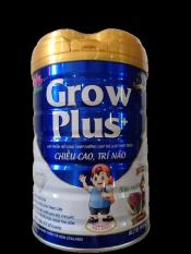 Sữa Grow Plus +, sữa phát triển chiều cao, cân nặng cho trẻ từ 1 đến 18 tuổi