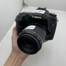 Máy ảnh Canon 40D kèm lens 28-80 ngoại hình 90%