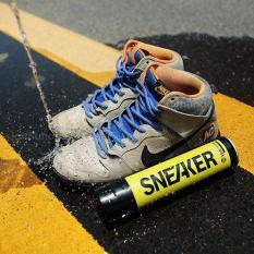 Chai Xịt Chống Thấm Sneaker, Chai xịt Nano Chống thấm, Chống bụi bẩn, Chống ố vàng cho giày dép