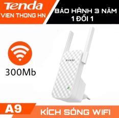 Tenda A9 Thiết Bị Kích Sóng Wifi , Tăng Sóng Wifi , Kích Wifi , Bộ Tiếp Nối Sóng Wi-Fi