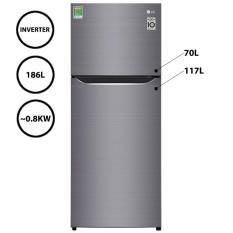 Tủ Lạnh LG 187 Lít GN-L205S (Xám)