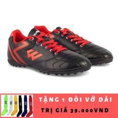 Giày đá bóng Prowin FX Plus TF (ĐEN) + Tặng 1 đôi vớ dài