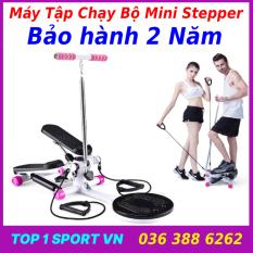 Máy chạy bộ đi bộ – Máy tập chạy bộ đi bộ Mini Stepper KingElipsport® thế hệ mới – Tiện dụng hơn, nhỏ gọn hơn – Bảo hành 24 tháng