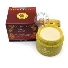 Kem nám dưỡng trắng da chống lão hóa Roomax 5 in 1 25g(đỏ).Kem dưỡng toàn thân hiệu quả nhanh chăm sóc da bạn mỗi ngày|Siêu thị trực tuyến 247