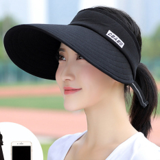 Nón Du Lịch Nửa Đầu Kaki Kiểu Dáng Hàn Quốc