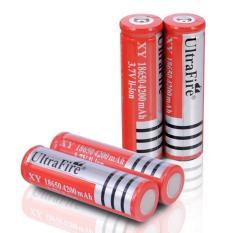 Pin Sạc Ultrafire 18650 4200mah Li-Ion Cao Cấp