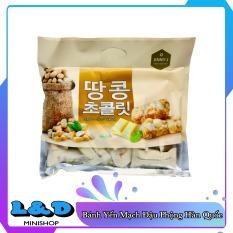 Bánh Yến Mạch Đậu Phộng Hàn Quốc