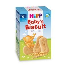 Bánh qui Baby's Biscuit HiPP (6 hộp x 150g/ thùng) cho trẻ ăn dặm từ 6 tháng tuổi trở lên
