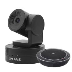 PUS-U20VC-Kít Bộ Combo Camera và Microphone cho hội nghị trực tuyến, dạy học & bán hàng online