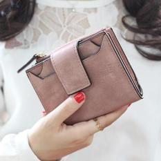Bóp ví ngắn nữ khóa ngang . Phong cách Hàn Quốc (TT1939)