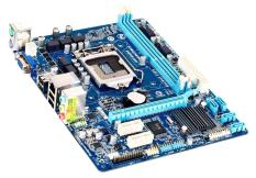 Main Gigabyte H61M-DS2 Socket 1155
