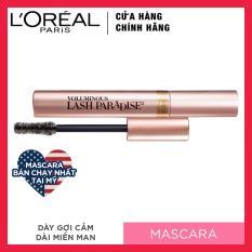 Mascara dày và dài mi Lash Paradise L'Oreal Paris