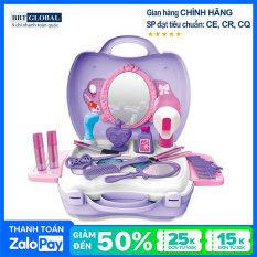 Đồ chơi trang điểm xách tay BBT Global 8231 Đồ chơi thông minh, đồ chơi trí tuệ, đồ chơi trẻ em