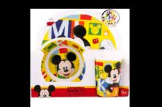 [Quà tặng ko bán] Bộ chén dĩa 3 món Disney 219K