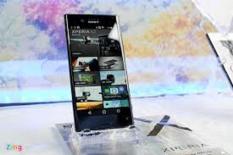 SONY XZ màu đen – ram 3G/32G Fullbox – BH 1 đổi 1
