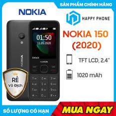 Điện Thoại Nokia 150 (2020) – Hàng Chính Hãng, Mới 100%, Nguyên Seal | Bảo hành 12 tháng