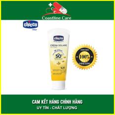 Kem Chống Nắng 3 Tác Động SPF 50+ Chicco CHai 75ml – CLC pharmacy