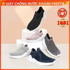 ✅Giày thể thao kháng nước Xiaomi, Giày thể thao Freetie kháng khuẩn lót đế đúc liền khối