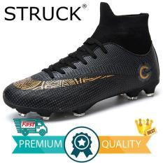 Giày Đá BóngLuyện Tập Thể Thao Hàng Đầu TF/FG Giày Sneaker Full Size 36-45