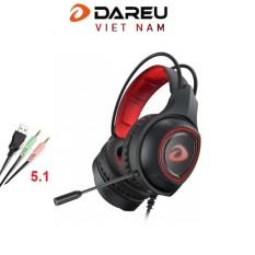 Tai nghe gaming DAREU VH350se (jack USB + 3.5) Dareu Việt Nam